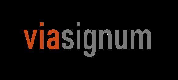 Viasignum – Trafikanordningar Logo